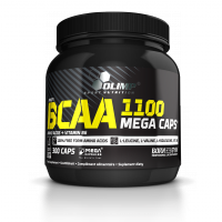 OLIMP BCAA 1100 MEGA CAPS 300 Kapseln
