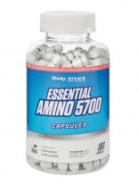 BODY ATTACK ESSENTIAL AMINO 5700 Caps