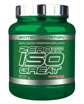 SCITEC ZERO ISO GREAT