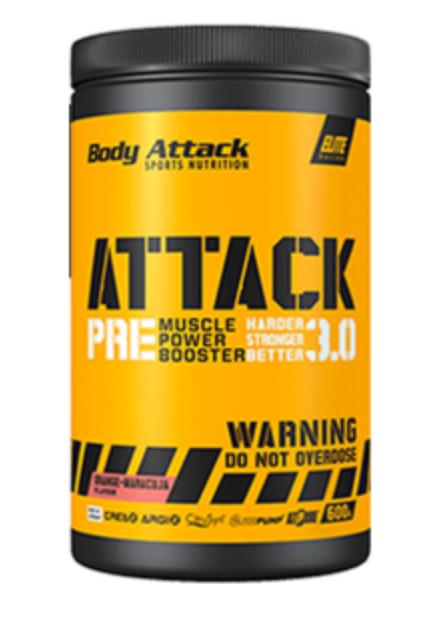 BODY ATTACK PRE ATTACK 3.1